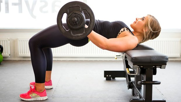 Properly Train The Glutes To Increase Performance ...
