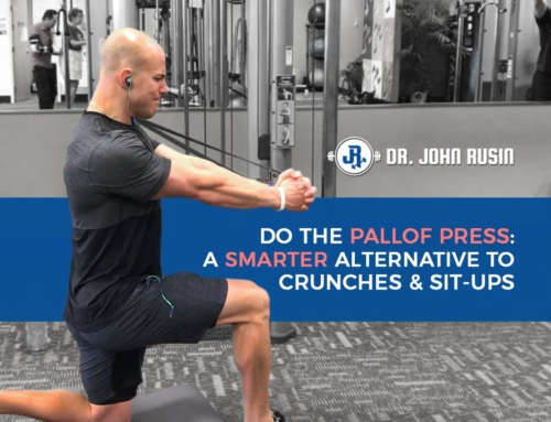 The Pallof Press: A Smarter Alternative To Crunches & Sit-Ups