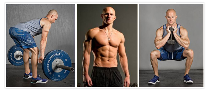 Dr  John Rusin's Functional Hypertrophy Program - Dr  John Rusin