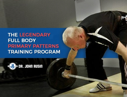 The Legendary Full Body Primary Patterns Training Program