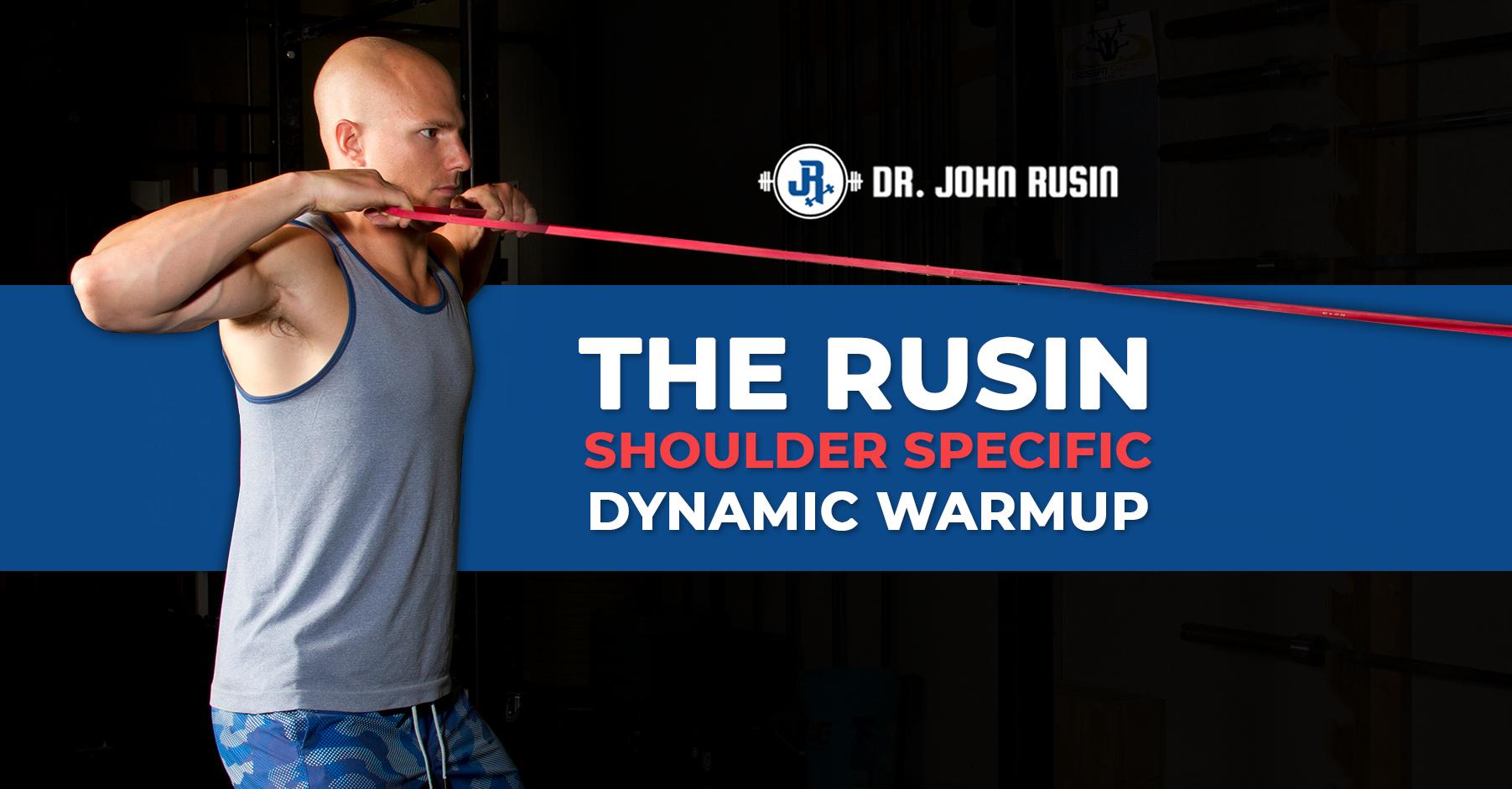 rusin shoulder