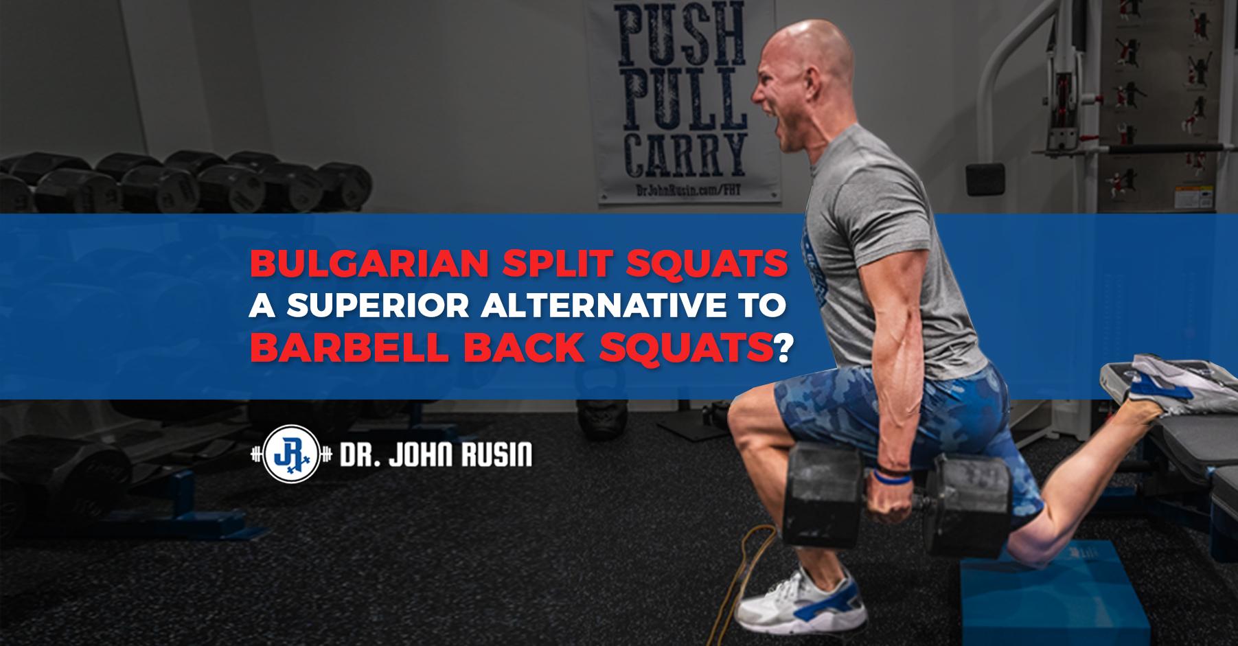 squats vs split squats